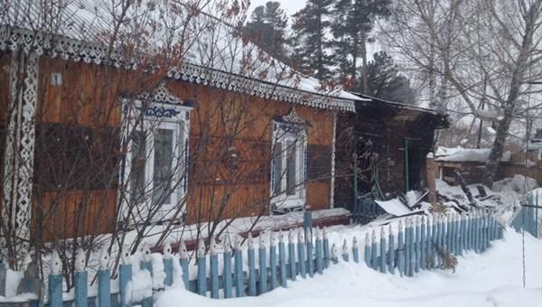 При пожаре впос. Богашево погибла восьмилетняя девочка