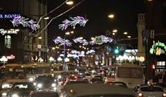Новогодняя иллюминация заработает в Томске с 16 декабря