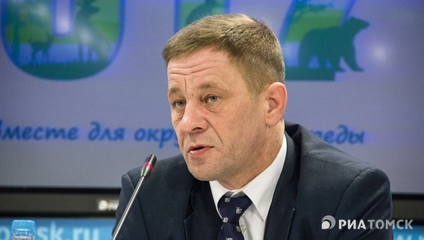 Доэтого уволенный руководитель томского департамента восстановлен вдолжности посуду