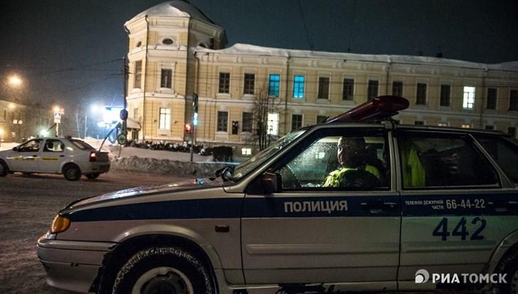 ВПсковской области вновогоднюю ночь порядок обеспечивали 400 полицейских