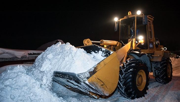 Иван Кляйн установил «неудовлетворительную» оценку уборке снега вТомске