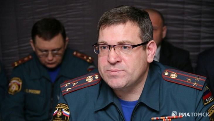 Руководитель МЧС Российской Федерации принял участие в совещании КЧС вТомске