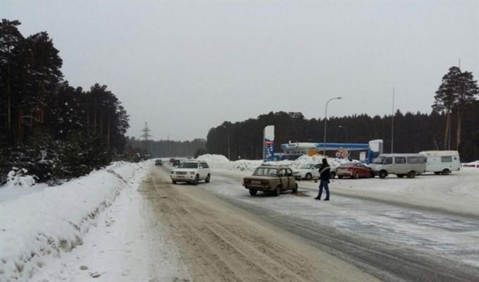 ВДТП под Томском получили травмы 4 человека