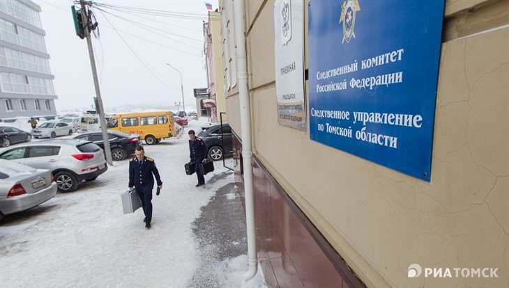 ВТомске сторожа автостоянки насмерть завалило снегом