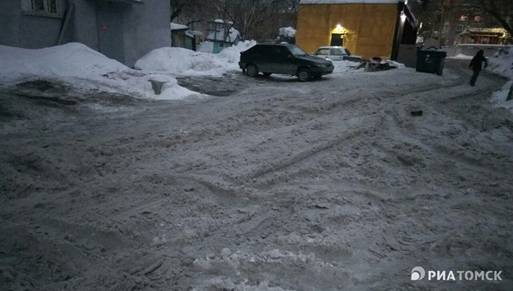 На уборку снега улиц иркутска