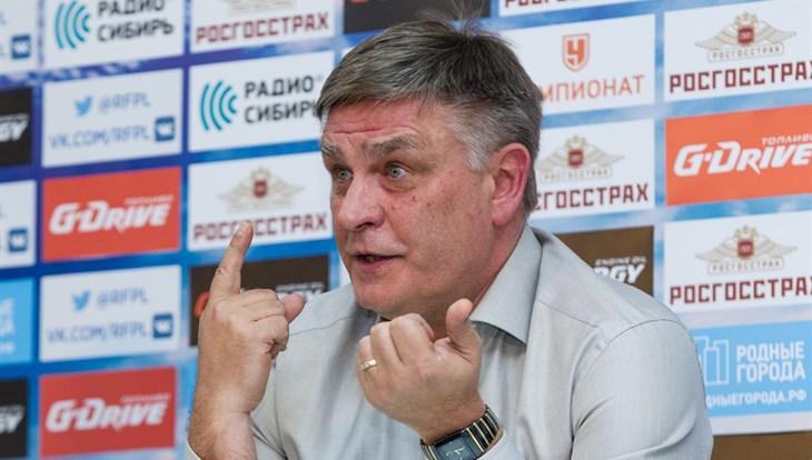 «Томь» проиграла «Крыльям Советов»