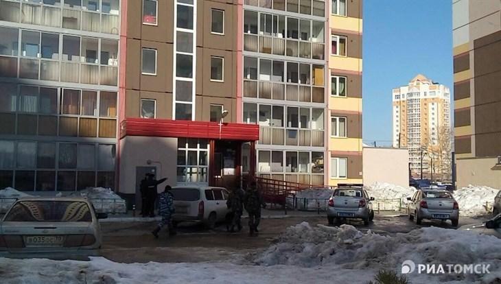 ВТомске эвакуировали граждан 2-х домов из-за сообщения овзрывчатке