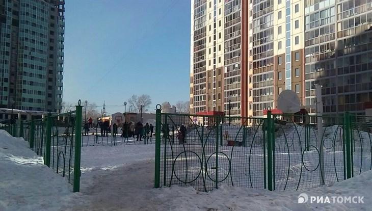 Граждан 2-х домов наМокрушина вТомске эвакуировали из-за информации овзрывчатке