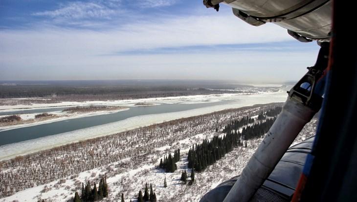 ВКузбассе начался ледоход