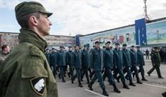В строй становись: в Томске прошла репетиция парада Победы