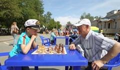 Шахматы, плов и танцы для всех: как томичи отмечают День города – 2017