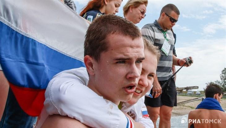 Кемеровчанин взял 5  наград  начемпионате мира поплаванию властах