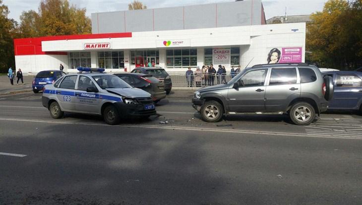 Патрульная машина Росгвардии сбила ребенка вТомской области