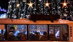 Почти 70 маршруток будут курсировать в Томске в новогоднюю ночь