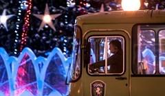 Цена проезда в томских маршрутках в новогоднюю ночь не превысит 42 руб
