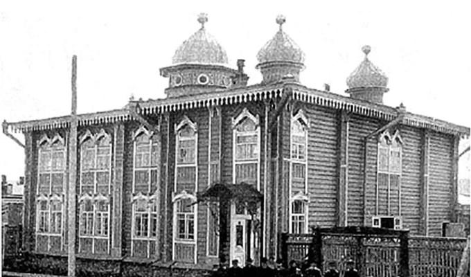Израильской общине вернули единственную деревянную синагогу