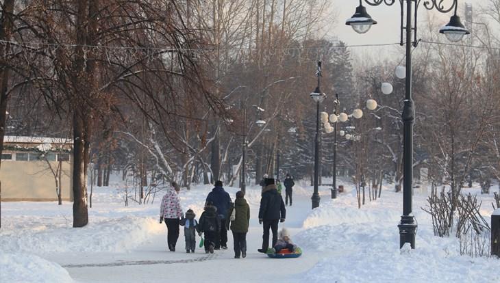 На столицу России надвигаются аномальные морозы— МЧС