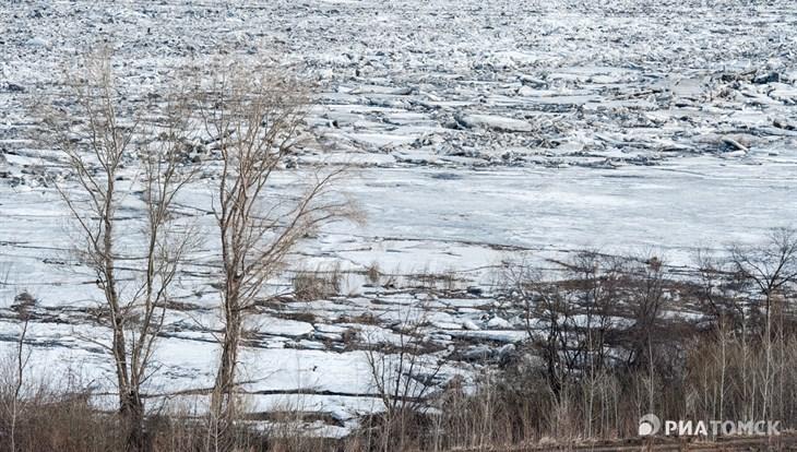 Ситуация стабилизируется: вТомске уровень воды вреках снижается