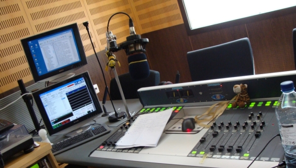 The Radio Siberia first program about Tomsk region is aired in China