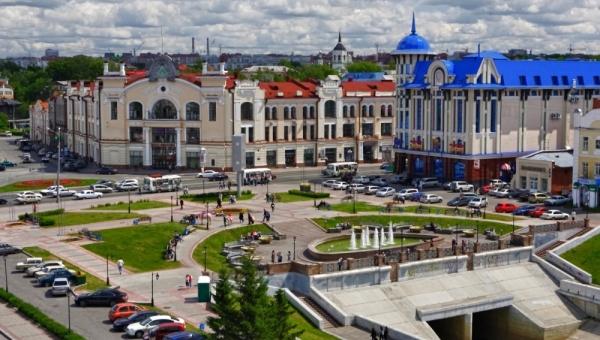 Понедельник в Томске ожидается теплым, но с дождем и грозой