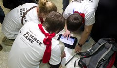 Foreigners for the first time to participate in the Tomsk Science Game