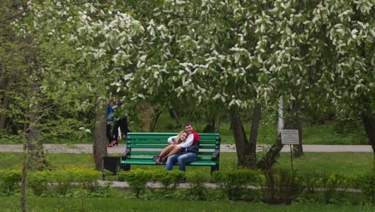 Синоптики не прогнозируют существенных осадков в Томске в пятницу