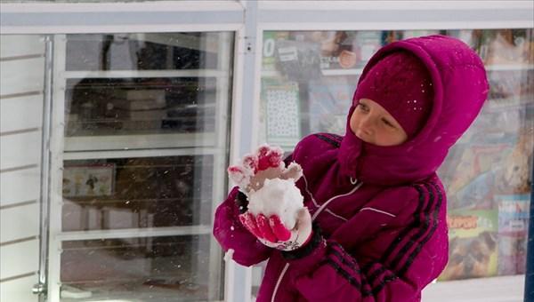 Потепление до минус 8 градусов придет в Томск в среду