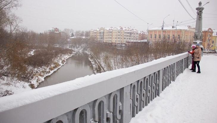 Умеренно морозная погода без осадков сохранится в Томске во вторник