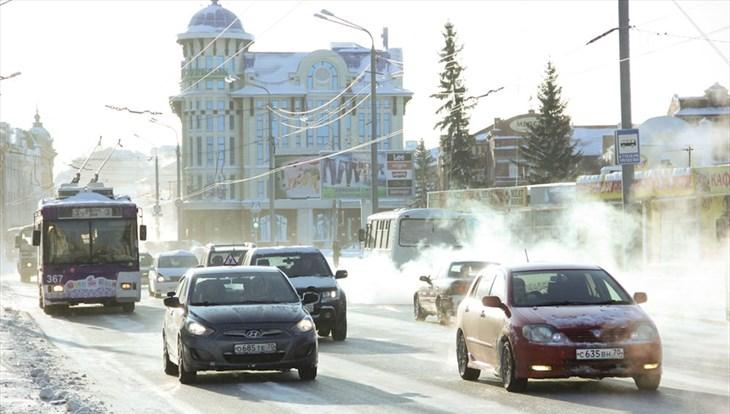 Мороз до минус 36 градусов ожидается в Томске в пятницу