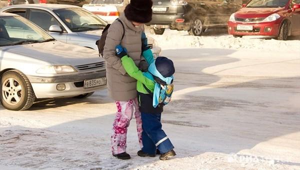 Прохладная погода сохранится в Томске в четверг
