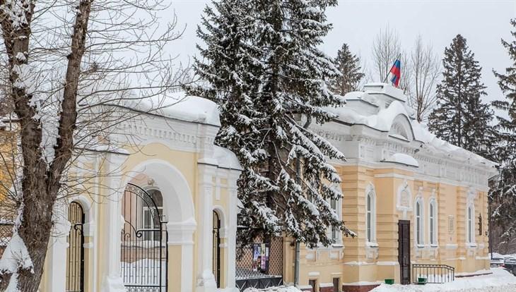 Небольшой мороз и снег ожидаются в Томске в пятницу