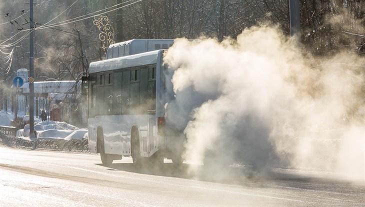 Морозная погода сохранится в Томске в среду