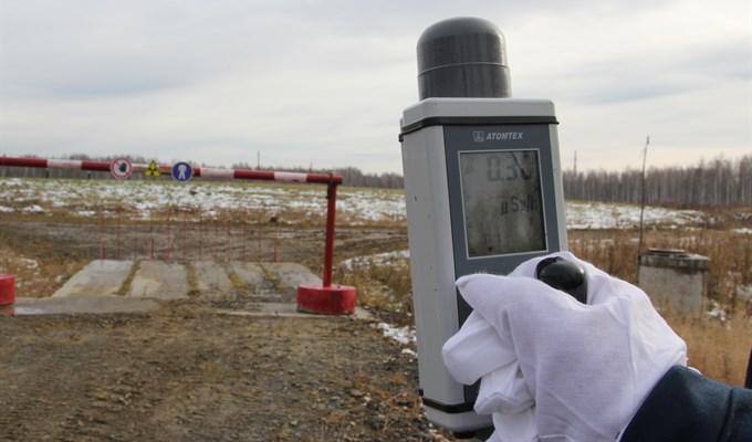 Дозиметр. Измерение уровня радиации