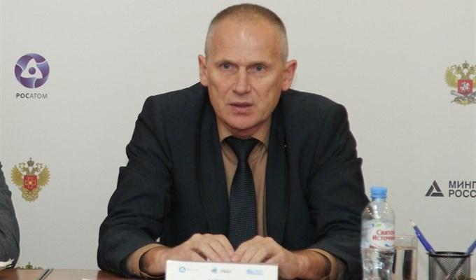 Технический директор СХК Сергей Котов