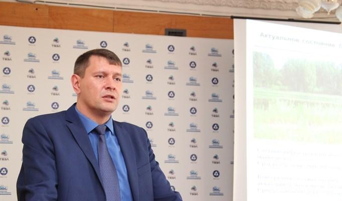Евгений Питиримов директор РХЗ СХК