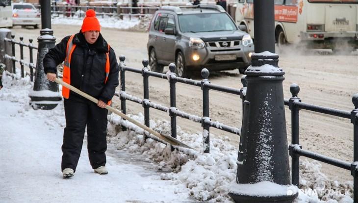 Ветреная погода сохранится в Томске в среду