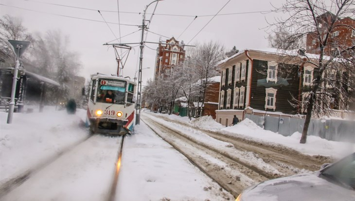 Первый рабочий день 2020 года в Томске будет прохладным