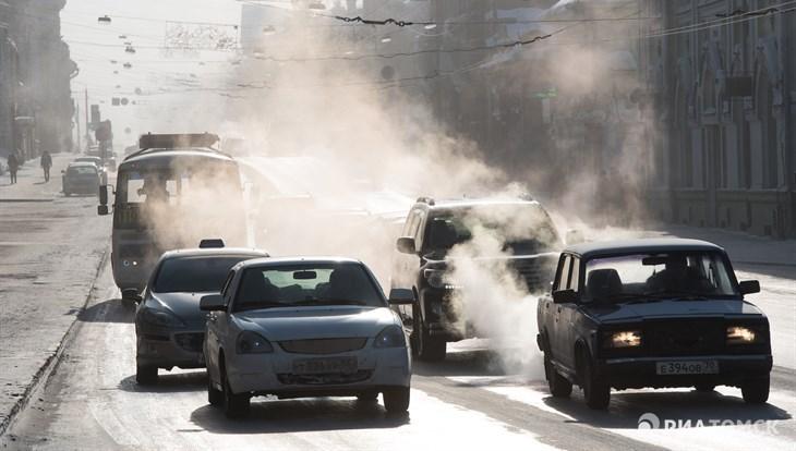 Морозная погода сохранится в Томске в четверг