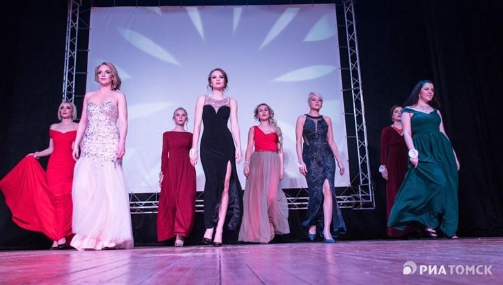 Красавицы в погонах:конкурс среди сотрудниц Росгвардии прошел в Томске