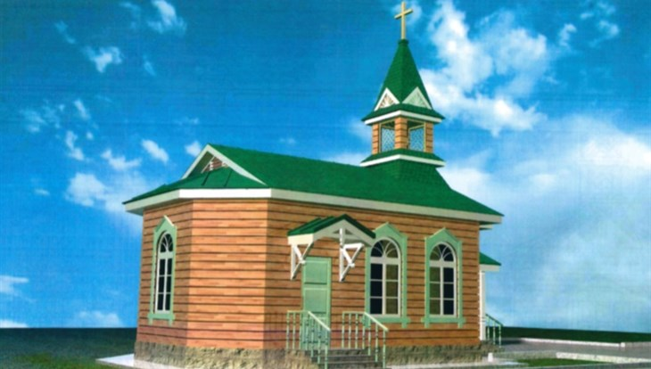 The church in Tomsk Belostok to be restored until the end of 2019