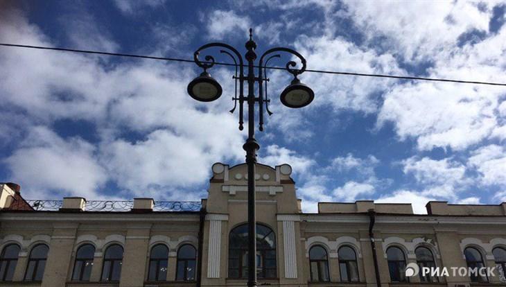 Среда в Томске ожидается теплой и без осадков