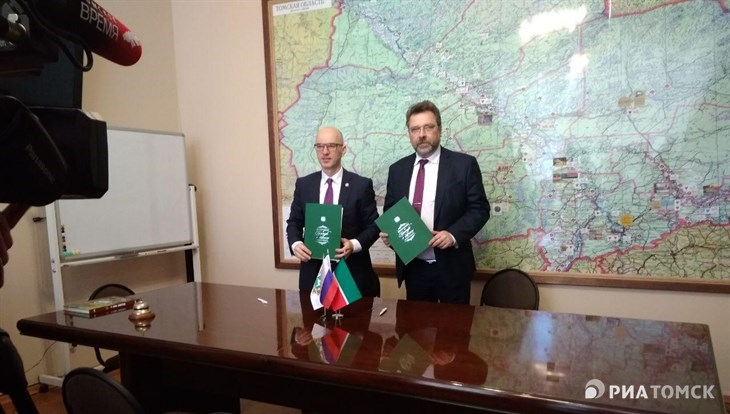 The Tomsk region and Tatarstan agreed to develop tourism together