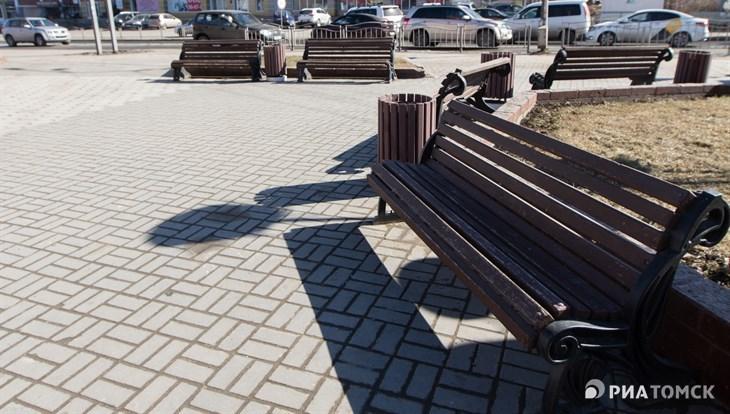 Вторник в Томске ожидается теплым, но ветреным