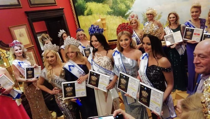 Tomsk native represent Russia at beauty contest on the Canary Islands