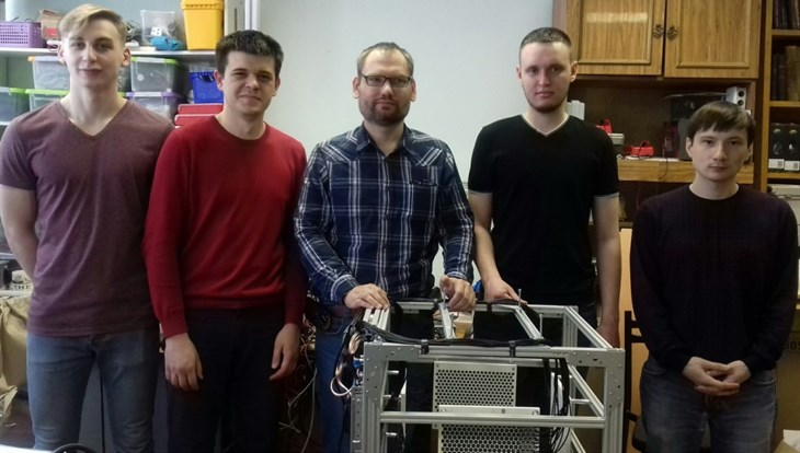 TSU scientists develop the world's first ultrasonic 3D printer