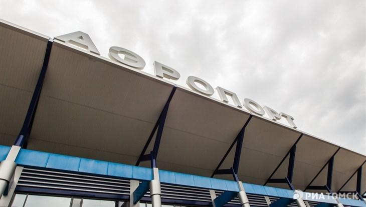Задержавшийся по техпричине самолет из Симферополя прибыл в Томск