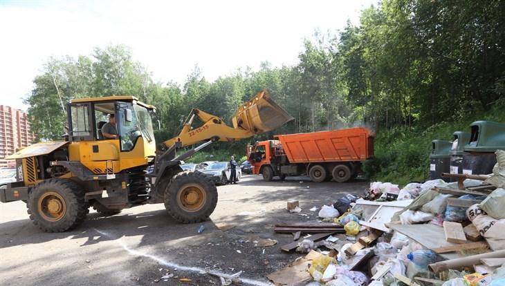 Кляйн приглашает блогеров вместе оценить уборку мусора в Томске
