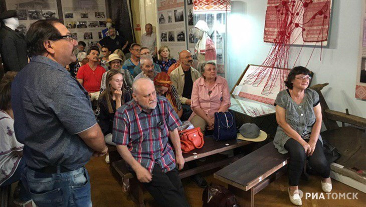 Latvians become guests of Tomsk Forum of special settlers descendants
