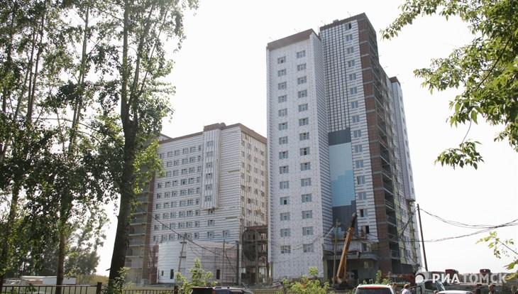 Новое общежитие Томского госуниверситета будет сдано к концу 2019 г