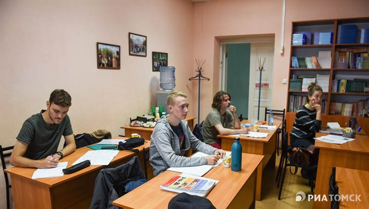 The most beautiful: why Europeans learn Russian intensively in Tomsk